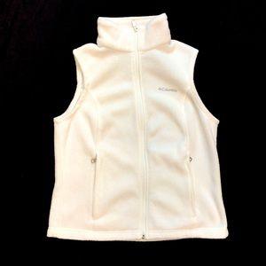 Columbia Fleece Vest Size Petite Medium